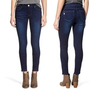 1822 Denim | Butter Skinny Jeans Frayed Hem Sz 10